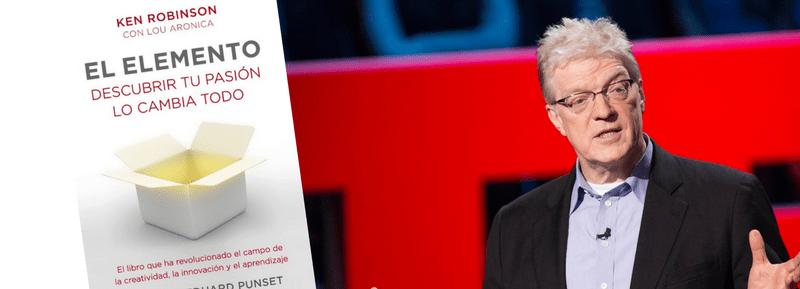 Ken Robinson el elemento