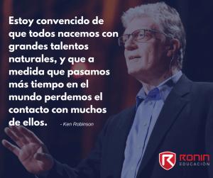 Ken Robinson frase
