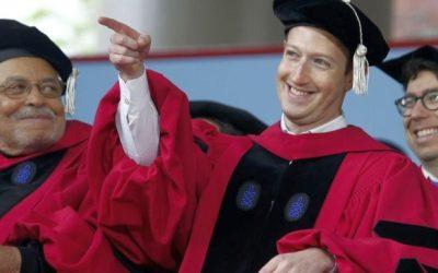Zuckerberg: Un mundo en el que todos tengan una motivación