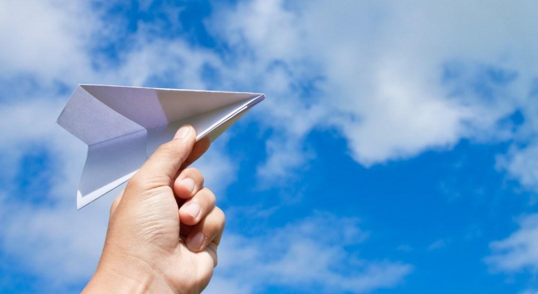Tutorial: Cómo ganar un récord Guinness con un avioncito de papel