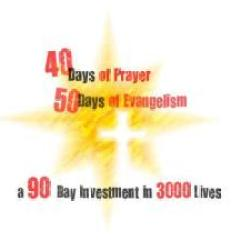 50 Golden Days Resources: 40 Days of Preparation Devotional Guide