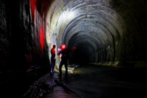 Jones Falls Conduit tunnel 3