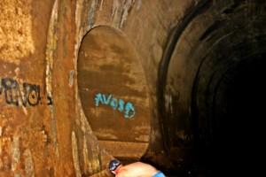 Jones Falls Conduit / JF condui t/ jenkins run storm sewer