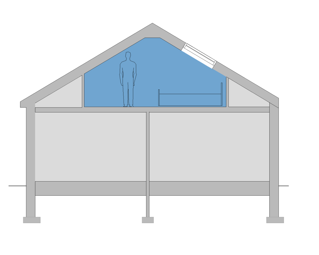 Loft Conversion Section
