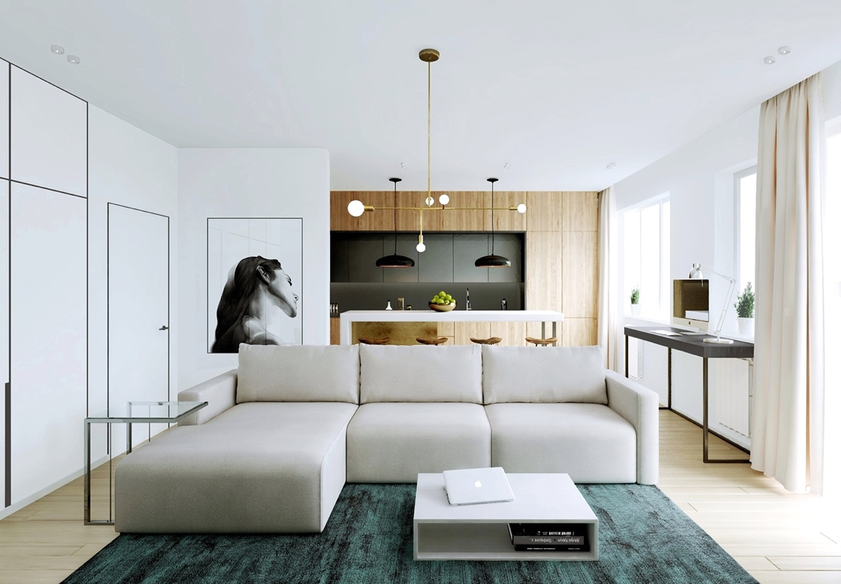 Fullsize Of Modern Apartment Pictures