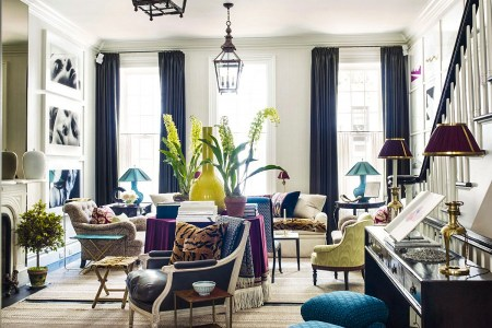 top interior designers by ad 100 list 2017 bilhuber and ociates