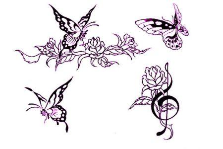 tattoo erfly 62gif