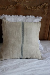 DIY Grainsack Pillows