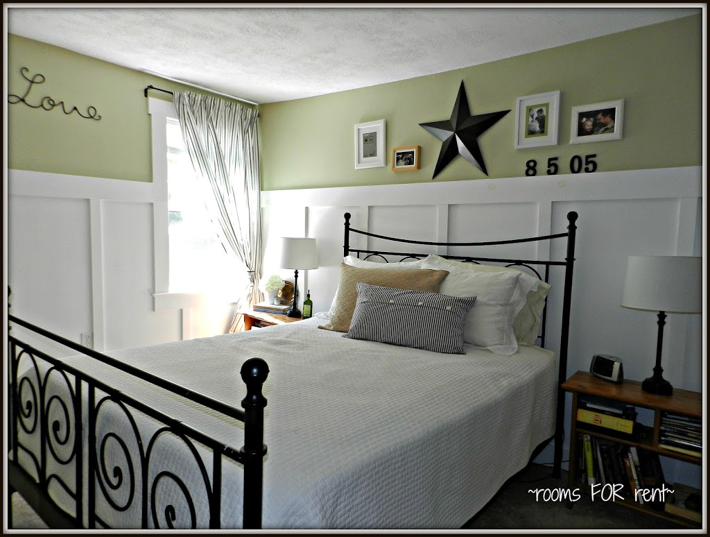 master bedroom update rooms for rent blog. Black Bedroom Furniture Sets. Home Design Ideas