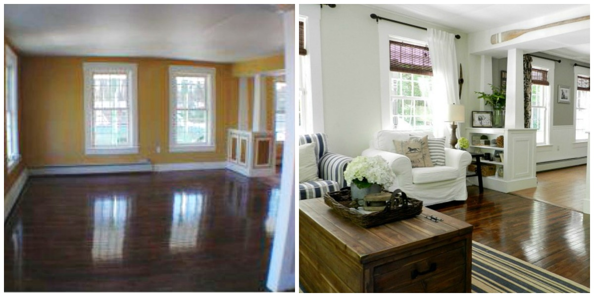 Before & After Farmhouse Updates | Rooms FOR Rent Blog