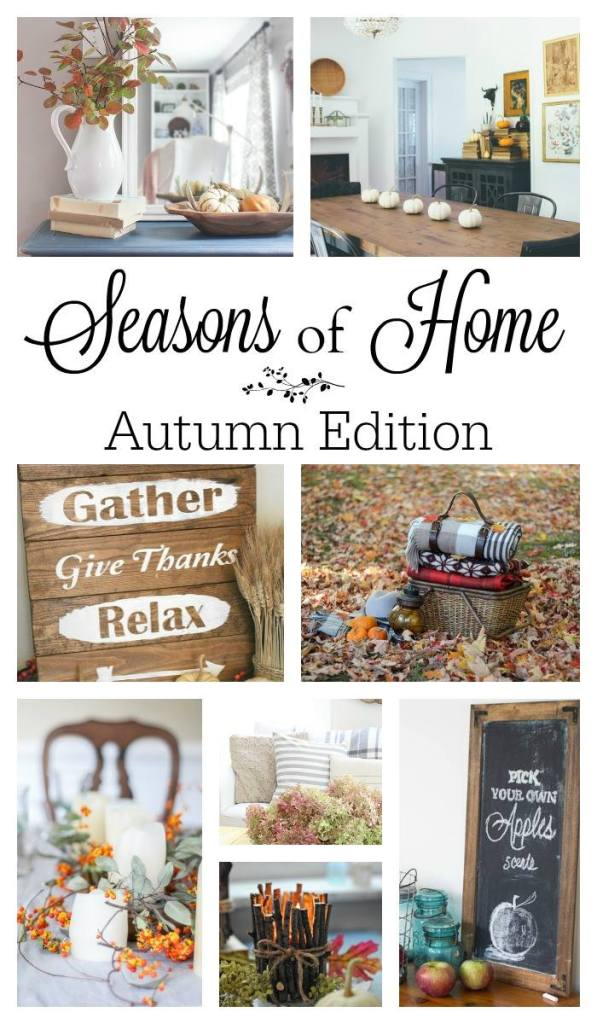 Seasons of Home | Autumn Edition