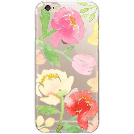 Peony+iPhone+6+Case