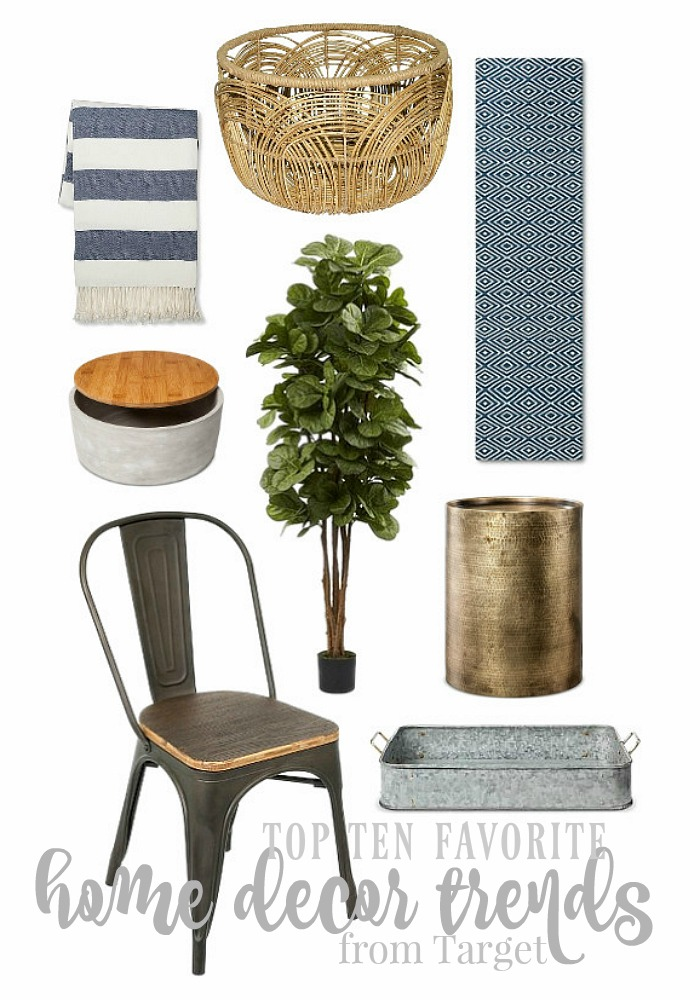 Favorite Home Decor Finds at Target