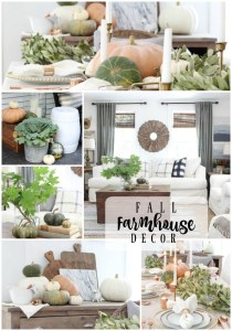 Fall Decor Round Up