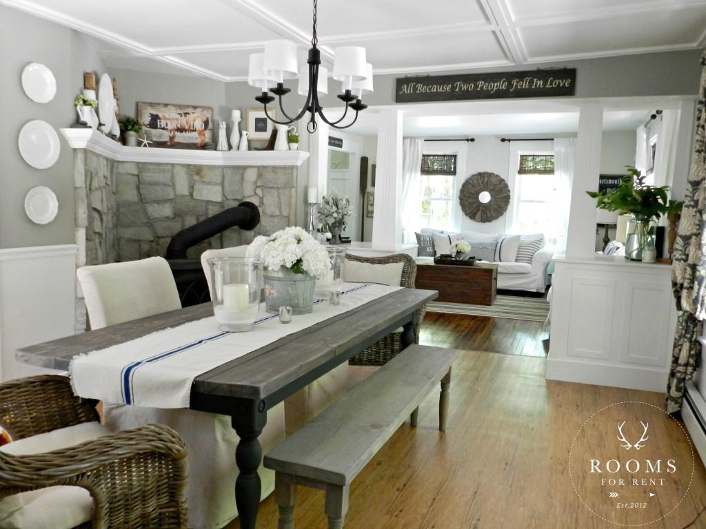Dining Room Progression | Rooms FOR Rent Blog