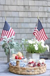 Patriotic Summer Dessert