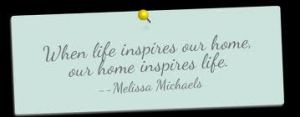 life inspires home