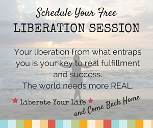 LIBERATION SESSION badge