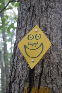 happy sign