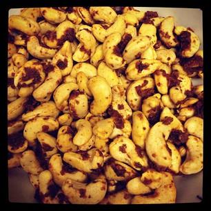 Cashewnut Shrimp