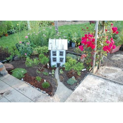 Medium Crop Of Fairy Garden Houses Outdoor