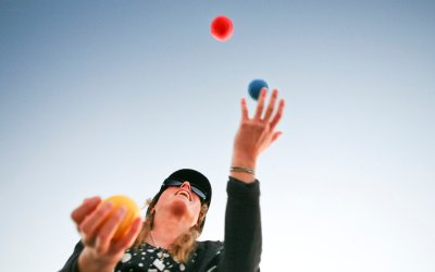 You may not have considered… #2: Juggling
