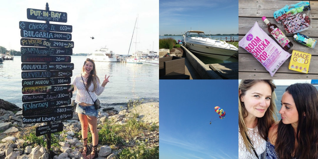 Put-In-Bay Getaway-What I Packed
