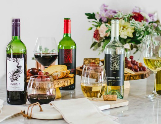 how-to-host-a-wine-tasting-rose-city-style-guide-E & J Gallo Winery Canada-Canadian-wine