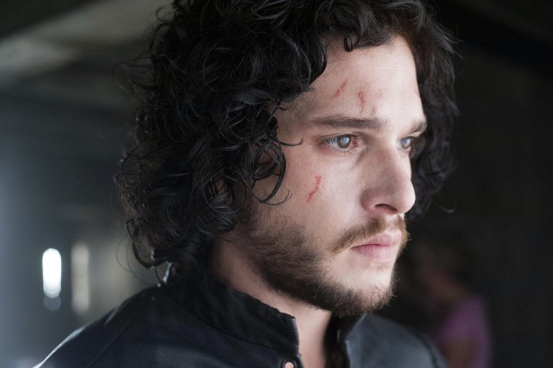***SUNDAY CALENDAR STORY FOR APRIL 6, 2014. DO NOT USE PRIOR TO PUBLICATION**********GAME OF THRONES season 4: Kit Harington. Photo by Neil Davidson/HBO