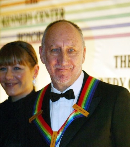 Pete Townshend of The Who the 31st annual Kennedy Center Honors - arrivals at the Kennedy Centre Washington DC, USA - 07.12.08 Credit: (Mandatory): Carrie Devorah / WENN