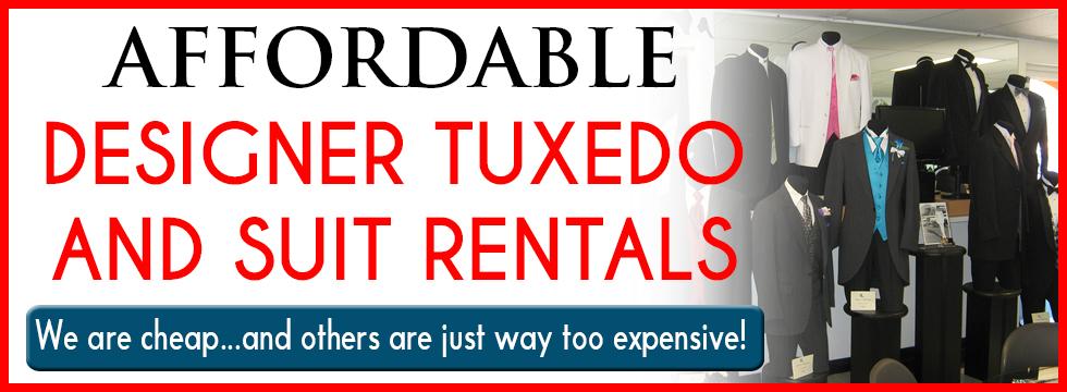 Affordable Tuxedo