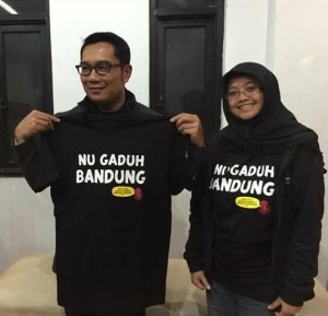 kang emil Ridwan Kamil Walikota Bandung