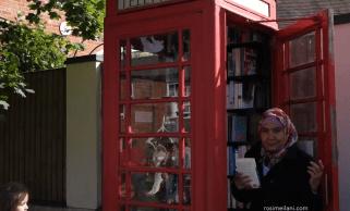 mini library in UK