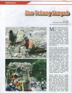 artikel majalah potret
