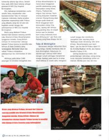 Makanan indonesia di london