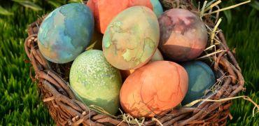 Robimy pisanki na Wielkanoc!