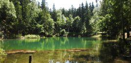 Kolorowe Jeziorka – niezwykłe miejsce