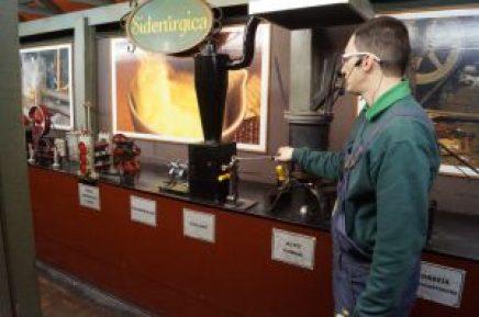 Funcionamento de uma siderúrgica