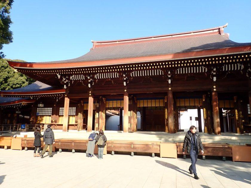 local da oração junto ao templo