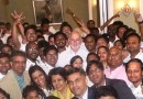 Barry Rassin meets Rotaractors in Mumbai