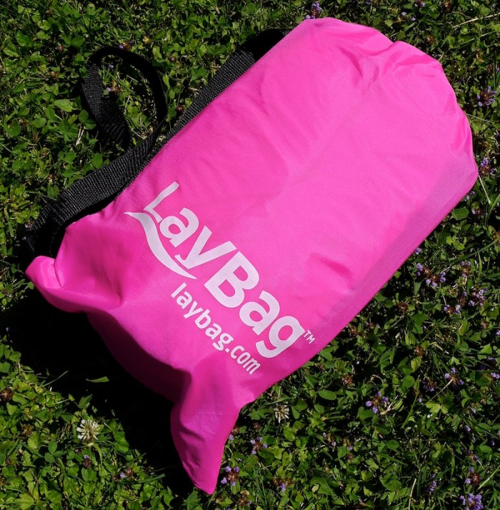 Pink LayBag – Review
