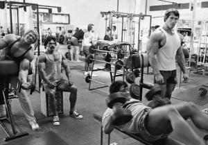 The Time When Gyms Were Cool