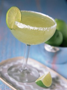 Low Cal cocktail recipe: 100 Calorie Margarita