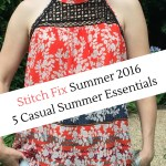 Stitch Fix clothing summer style essentials over 40