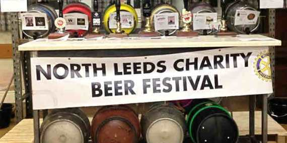 North Leeds Charity Beer Festival