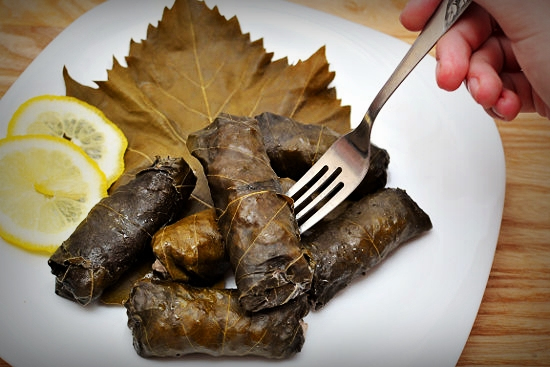 Some how we didn't take photo of Dolma, so I borrowed this pic from the Internet:D