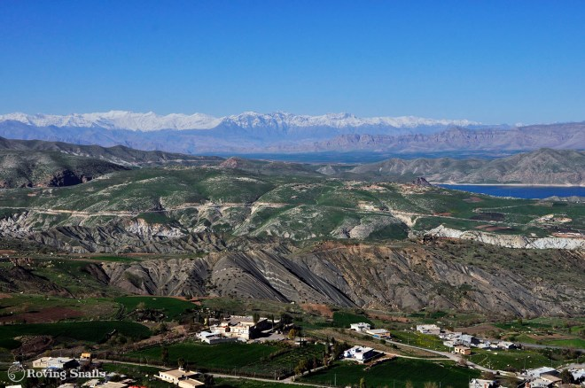beautiful kurdistan - the landscapes of Iraq