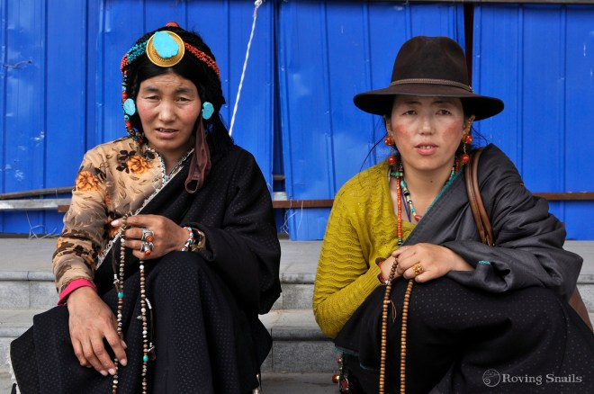 Ladies of Yushu copy