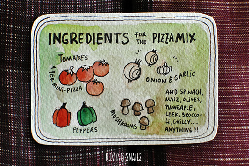 1 Ingredients