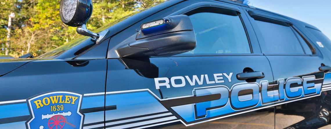 About Rowley Police Department